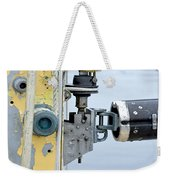 Oak Bluffs Sailor Cropped Weekender Tote Bag