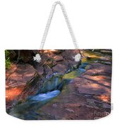 Oak Creek Canyon Splendor Weekender Tote Bag