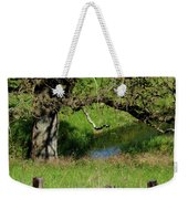 Oak Creek Guards Weekender Tote Bag