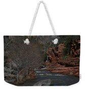 Oak Creek Surging Weekender Tote Bag