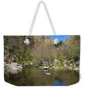 Oak Creek View Weekender Tote Bag