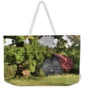 Oak Framed Barn Weekender Tote Bag by Benanne Stiens