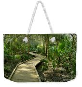 Oak Hammock Trail, Florida Weekender Tote Bag