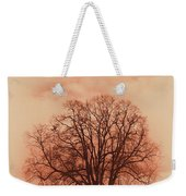 Oak Tree Alone  Weekender Tote Bag
