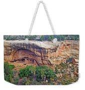 Oak Tree House - Mesa Verde National Park Weekender Tote Bag