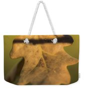 Oak Tree Leaf Weekender Tote Bag
