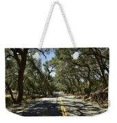 Oak Trees Along Live Oak Canyon Road Weekender Tote Bag