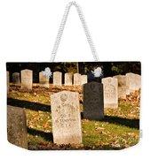 Oakland Cemetery Atlanta Weekender Tote Bag