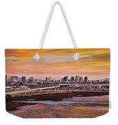 Oakland Sunset Weekender Tote Bag