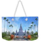 Oakland Temple No. 1 Weekender Tote Bag