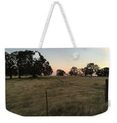 Oaks At Dusk Weekender Tote Bag