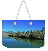 Oasis Reflection Weekender Tote Bag