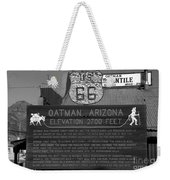 Oatman Arizona Weekender Tote Bag
