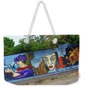 Oaxaca Graffiti Weekender Tote Bag