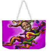 Obama Jester Weekender Tote Bag