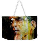 Obama Weekender Tote Bag by Paul Lovering