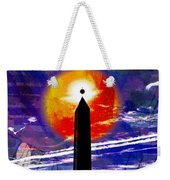 Obelish Eclipse Weekender Tote Bag