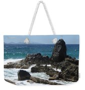 Obelisk In The Sea Weekender Tote Bag