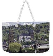 Oberwesel Old And New Weekender Tote Bag