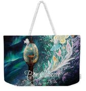 Observation Deck Weekender Tote Bag