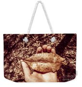 Observation In Human Nature Weekender Tote Bag