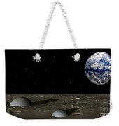 Observing Mom Weekender Tote Bag