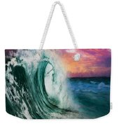 Observing The Profound Vista - Companion Weekender Tote Bag