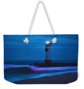 Ocean City Dawn Surf Painted Weekender Tote Bag