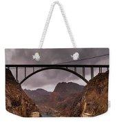 O'callaghan-pat Tillman Memorial Bridge Weekender Tote Bag