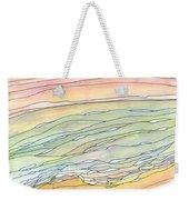 Ocean 9 Weekender Tote Bag
