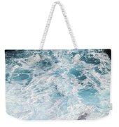Ocean Abstract Weekender Tote Bag