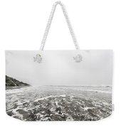 Ocean Beach In Tasmania Weekender Tote Bag