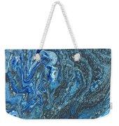 Ocean Blue 2 Weekender Tote Bag
