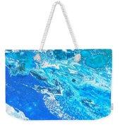 Ocean Blue -tac Weekender Tote Bag
