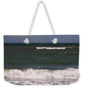 Ocean - Blue - Waves Weekender Tote Bag