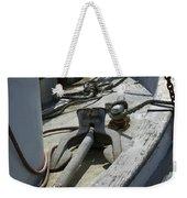 Ocean Bow Weekender Tote Bag