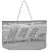 Ocean Chairs Weekender Tote Bag