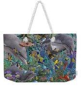 Ocean Circus Weekender Tote Bag