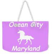 Ocean City Maryland Weekender Tote Bag