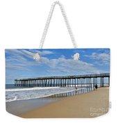 Ocean City Pier Weekender Tote Bag