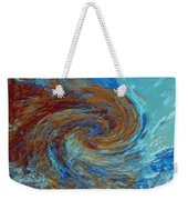 Ocean Colors Weekender Tote Bag