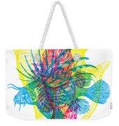 Ocean Creatures Weekender Tote Bag