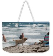 Ocean Dog Weekender Tote Bag