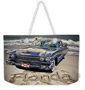 Ocean Drive Weekender Tote Bag