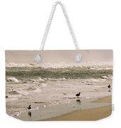Ocean Edge Weekender Tote Bag