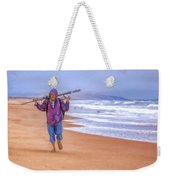 Ocean Fisherman Weekender Tote Bag