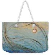 Ocean Grasses In The Wind Weekender Tote Bag