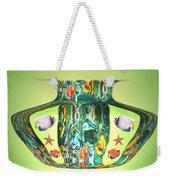 Ocean In Glass Weekender Tote Bag
