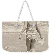 Ocean Moment Weekender Tote Bag