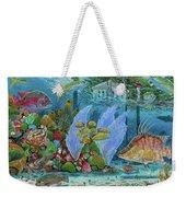Ocean Reef Paradise Weekender Tote Bag